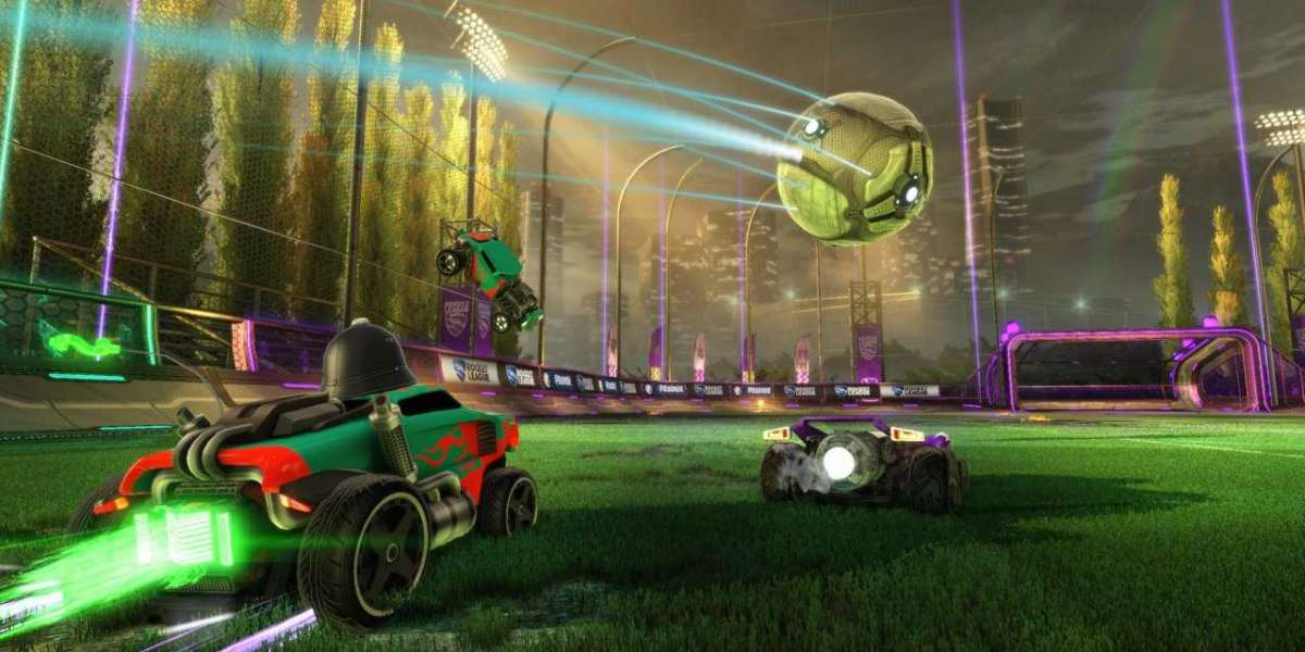 But there is a big if Rocket League PS4 pass-platform party