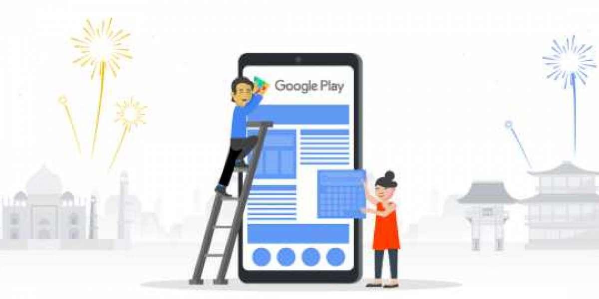 การเปิดตัวผลิตภัณฑ์ใหม่ และการอัพเดท Google Play