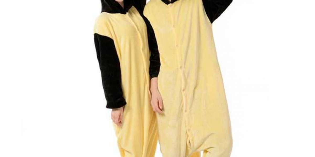 Two of the Most Trendy Halloween Onesies For Adults