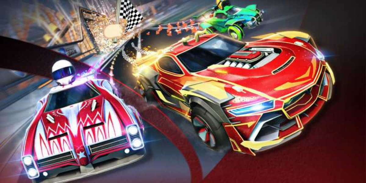 A lot of the intensity determined in Rocket League happens in the air