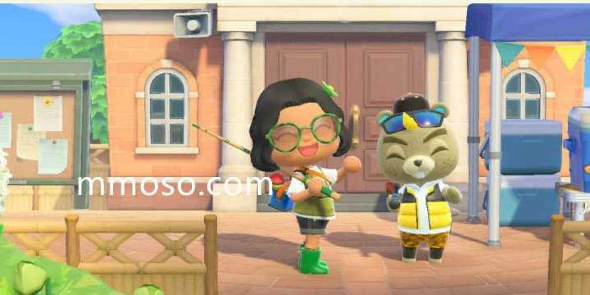 Animal Crossing New Horizons: Fishing Tourney