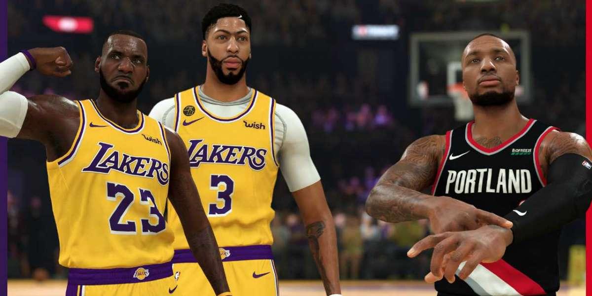 NBA2K21 Current Gen has 5 major sport modes