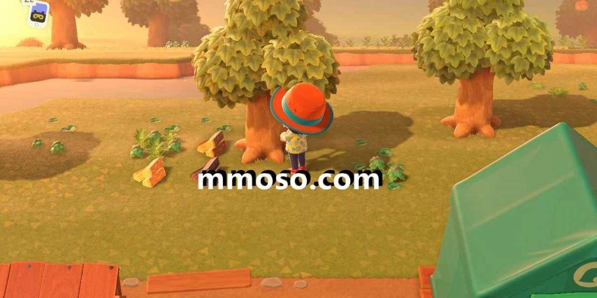 Animal Crossing: New Horizons: Trees