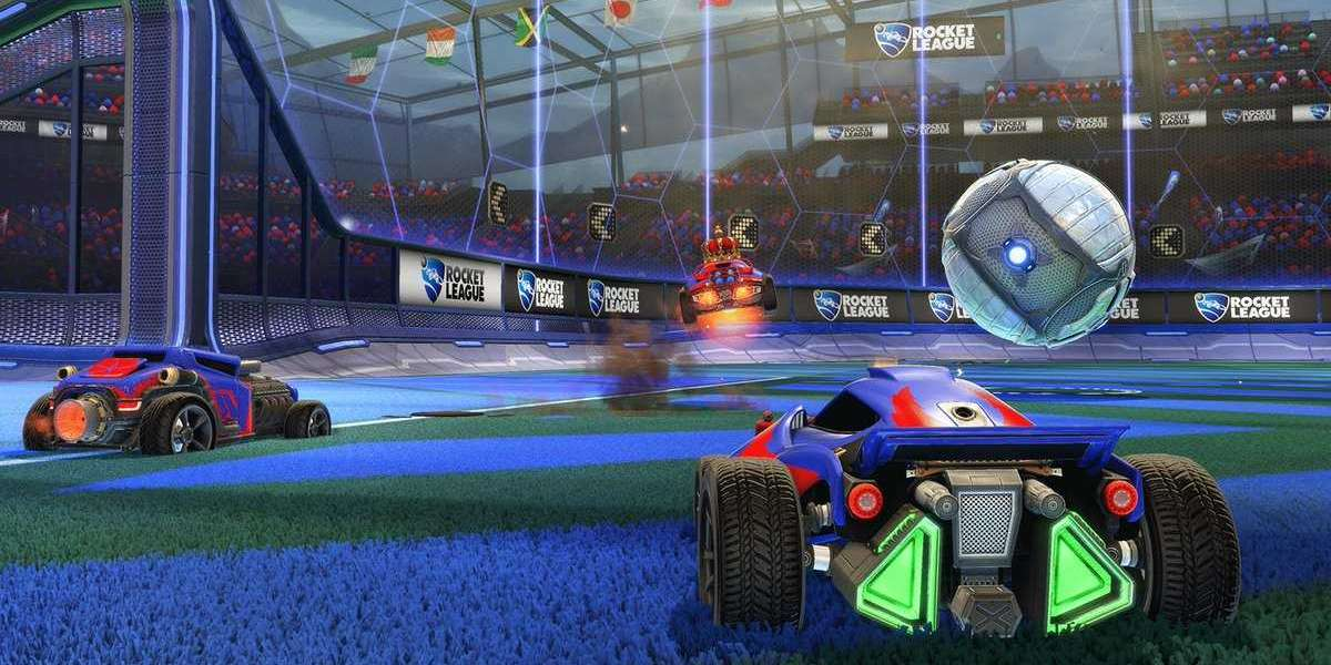 The Rocket League Collectors Edition will launch
