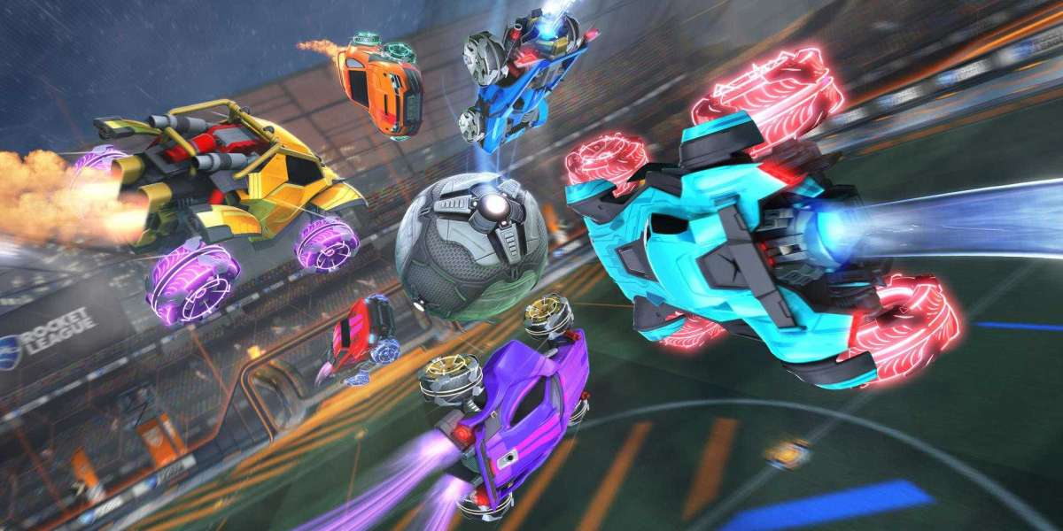 Rocket League turned into released in July for PS4 and PC